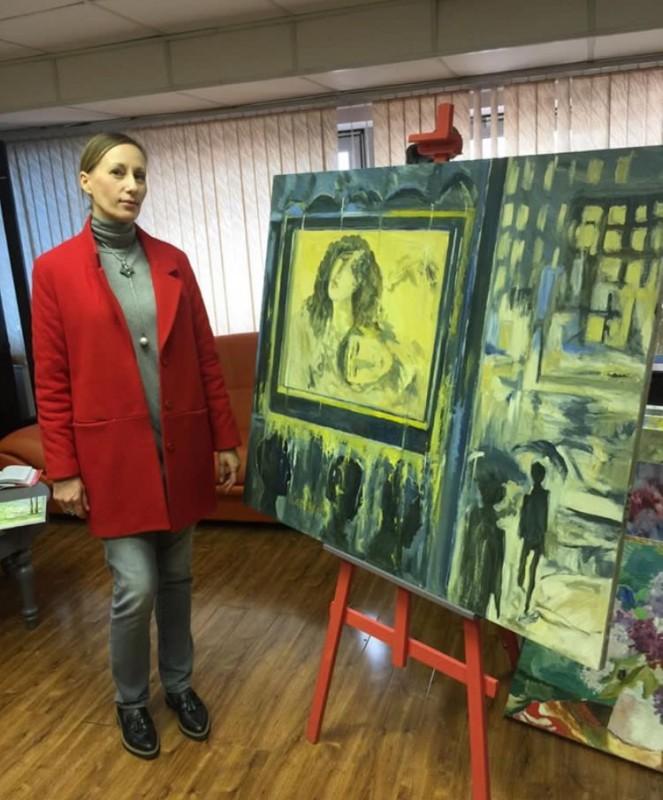 Дизайнер Наталья Милькина в нашей галерее
